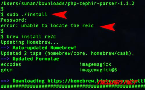 zephir开发环境如何搭建? - 022