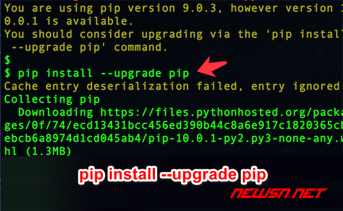 mac,如何卸载重装官方pkg版本python - 099