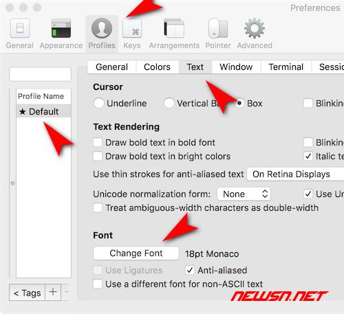 mac系统,terminal终端的一个可替代选择iterm2 - 001