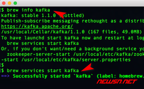 mac,大数据套装之kafka安装及使用 - kafka_services