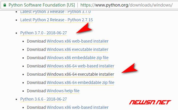 win系统,python如何升级自带pip版本? - python_download
