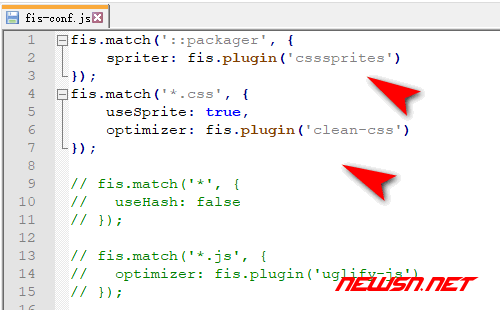 苏南大叔:fis3配置之css文件处理方案:clean-css和cssspriter - fis3-config-css