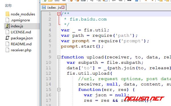 fis3进阶之服务器发布脚本http-push插件 - fis3-http-push