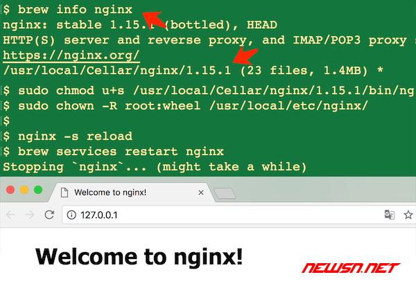mac系统nginx和apache如何共存? - nginx-2