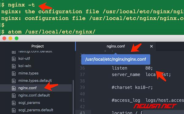 mac系统nginx和apache如何共存? - nginx-t