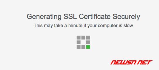 如何免费申请ssl证书?sslforfree免费证书申请攻略 - ssl_002