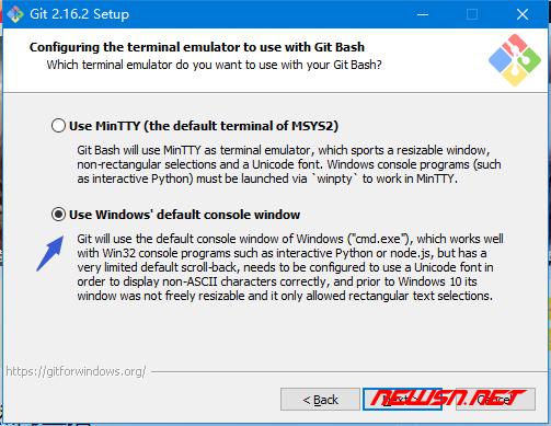 window环境,如何安装git客户端 - git_install_8