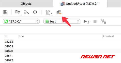 如何使用navicat导出数据集合为xls文件 - navicat_xls_009