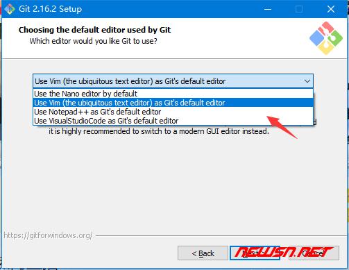 window环境,如何安装git客户端 - git_install_3