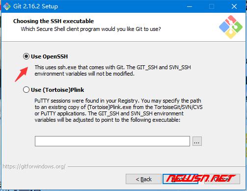 window环境,如何安装git客户端 - git_install_5