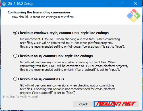 window环境,如何安装git客户端 - git_install_7