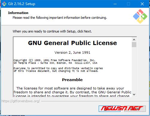 window环境,如何安装git客户端 - git_install_1