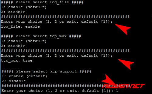 centos一键搭建内网穿透工具frp服务端 - 163