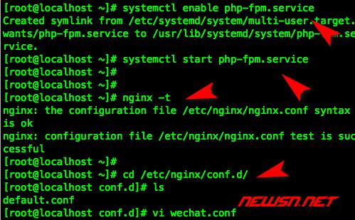 centos如何通过yum安装php72? - php-fpm_services
