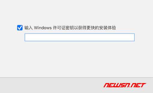 mac系统,利用parallels安装win10虚拟机 - win04