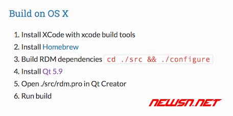mac系统,如何利用qt编译redisdesktop - mac下编译说明