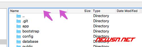 SecureFX如何显示隐藏文件 - 000