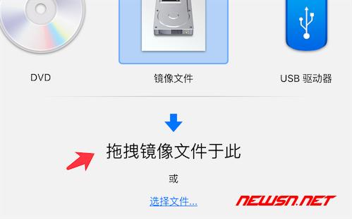 mac系统,利用parallels安装win10虚拟机 - win03