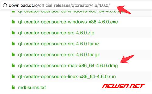 mac系统如何安装下载安装qt,qt的基本使用方法 - 免表单下载渠道1
