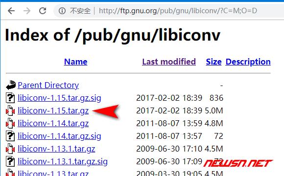 mac系统,编译php72的iconv模块 - 021_