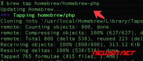 mac系统如何手工编译php72 - brew_001