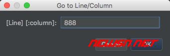 webstorm如何查找快捷键设置 - navline02