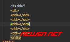 webstorm的几个快速输入代码的方法 - 003