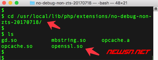 mac系统,编译php72的openssl扩展 - 053