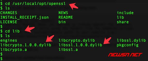 mac系统,编译php72的openssl扩展 - 071
