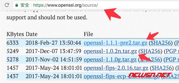 mac系统,编译php72的openssl扩展 - 005