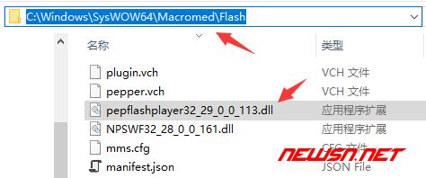 win系统,electron如何集成绿色版flash播放器? - flash_64