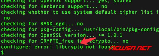 mac系统,编译php72的openssl扩展 - 031