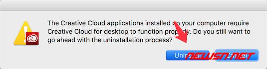 mac系统,如何卸载自启动的creative cloud - 09
