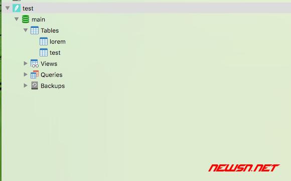 好用的 sqlite 跨平台可视化管理工具,都有哪些? - navicate_002