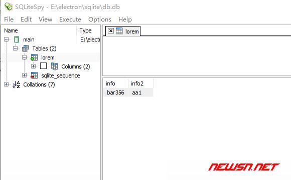 好用的 sqlite 跨平台可视化管理工具,都有哪些? - spy_001