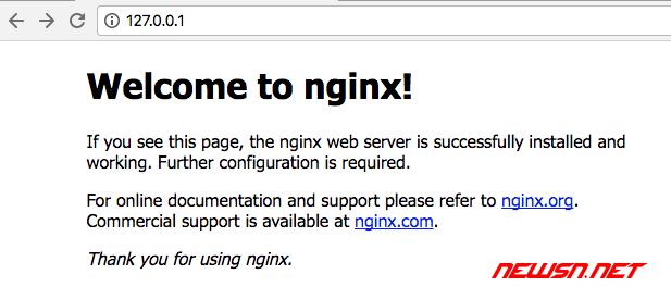 mac系统nginx和apache如何共存? - 004
