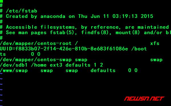 如何通过宝塔面板的 linux 工具箱管理 swap 交换分区 - fstab