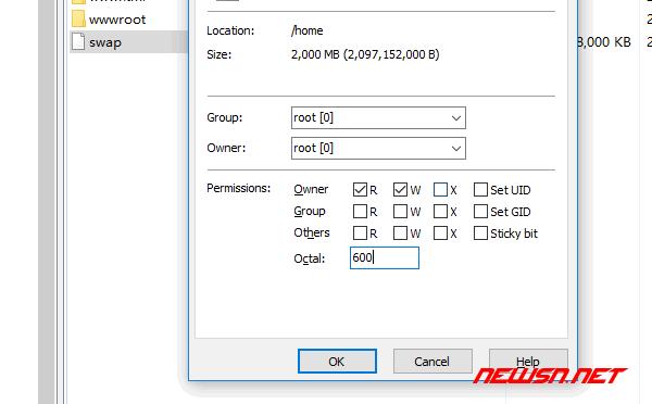 如何通过宝塔面板的 linux 工具箱管理 swap 交换分区 - chmod600