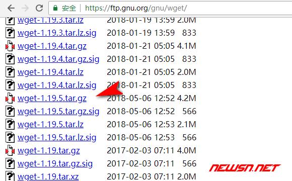 命令行下的实用小工具wget如何下载安装? - wget最新版