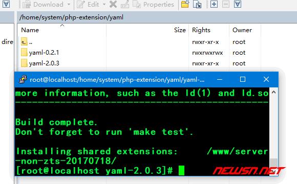 苏南大叔:centos,如何编译安装 php72 的 yaml 扩展 - 最新yaml版本组合
