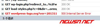修改nginx/apache配置文件,处理svg及字体文件 - svg