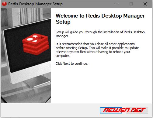 win10系统,redis及redisdesktop的安装 - redis-win-5