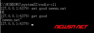 win10系统,redis及redisdesktop的安装 - redis-win-3
