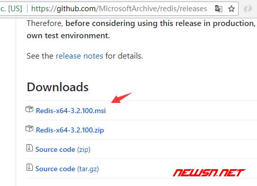 win10系统,redis及redisdesktop的安装 - redis-win-2