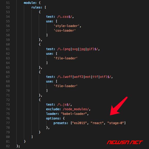 webpack、babel与react的那些事之二 - react_error_3