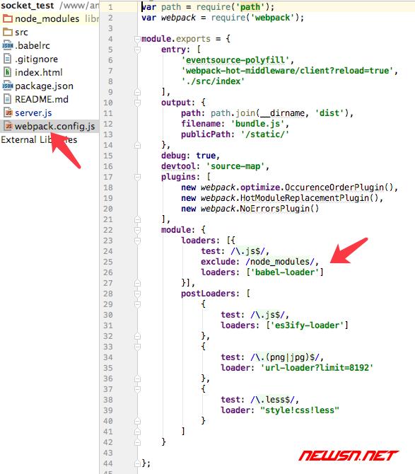 webpack、babel与react的那些事之二 - react_error_2