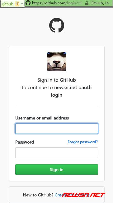 github的oauth登陆的基本流程 - oauth_login