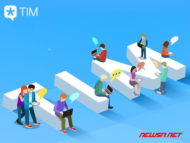 腾讯新出的tim软件和tom集团是什么关系? - tim