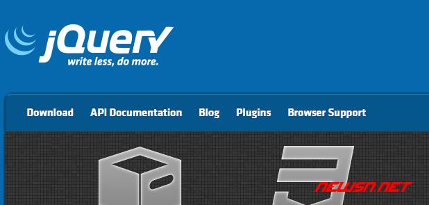 苏南大叔:jquery1.9以后的版本,live函数不存在了,如何解决? - jquery-logo