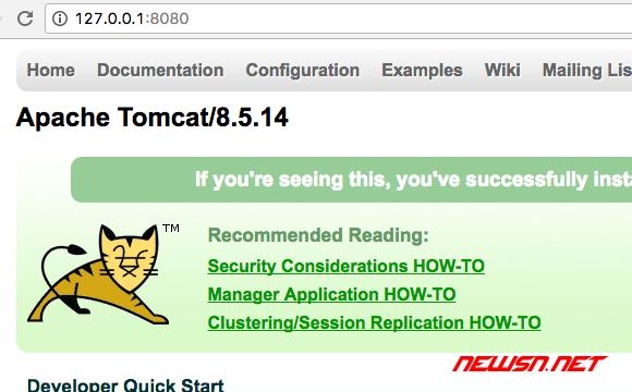 tomcat的安装及配置 - brew_tomcat_005